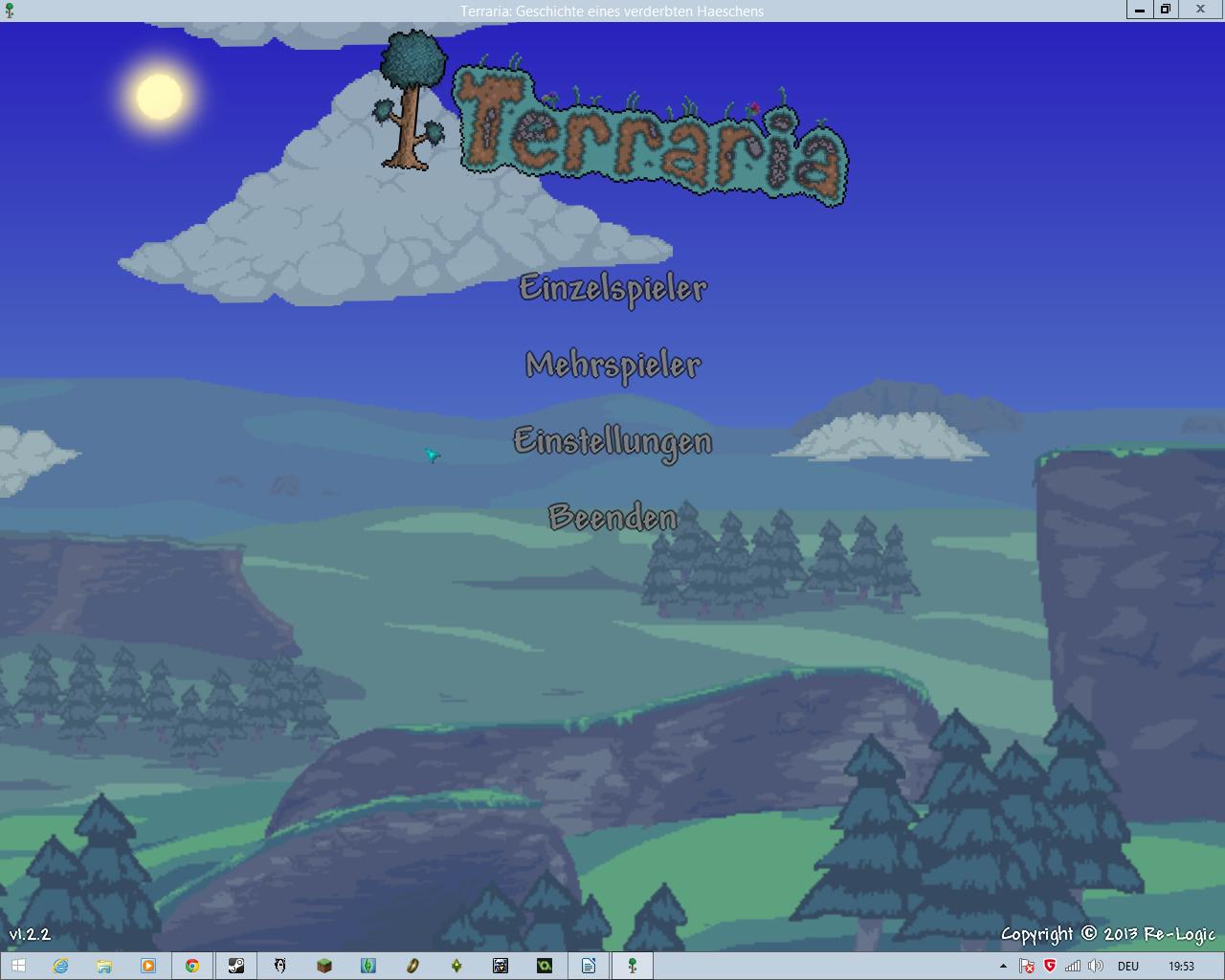 Terraria Die D Spielwelt Kommt Zurück Living The Future - Minecraft terraria spielen