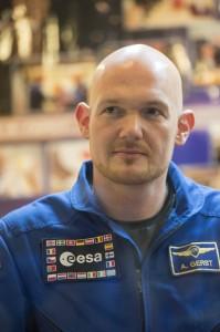 TMA-13M mission with ESA astronaut Alexander Gerst.